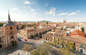 Colegios Mayores en Alcalá de Henares