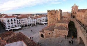 Colegios Mayores en Cáceres