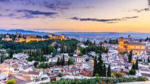 Colegios Mayores en Granada